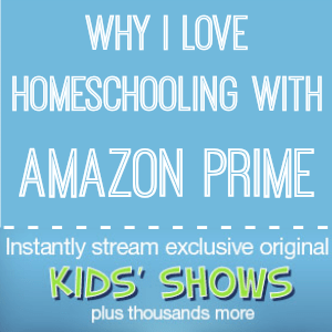 Homeschooling with Amazon Prime