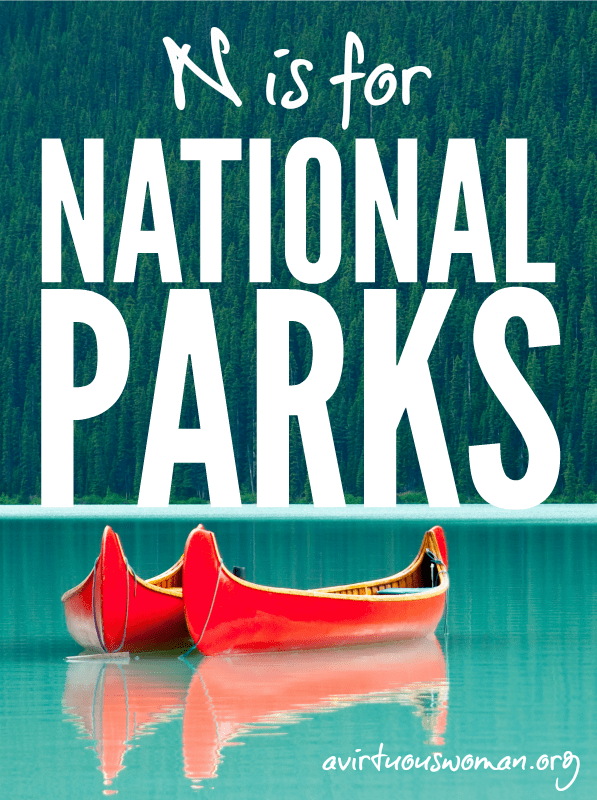 N is for National Parks