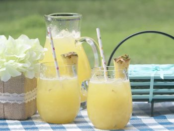Pineapple Lemonade @ AVirtuousWoman.org