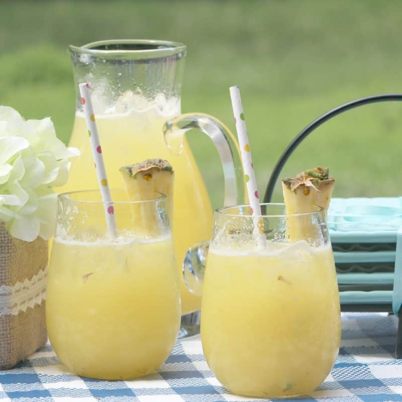 Pineapple Lemonade