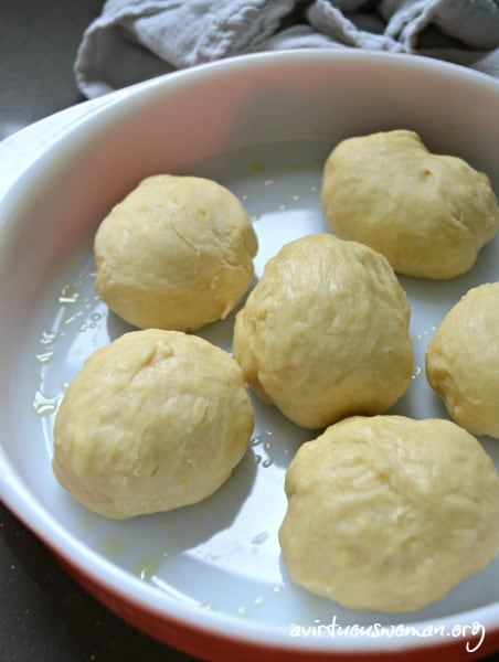 Sweet Bread from Scratch @ AVirtuousWoman.org