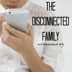 The Disconnected Family
