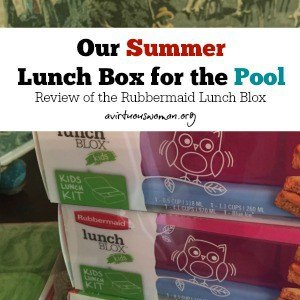 Our Summer Lunch Boxes