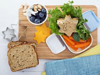 125+ Healthy Lunch Box Ideas {a printable list} | A Virtuous Woman #lunchbox #backtoschool