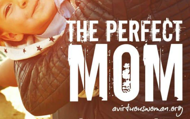 I Wanted to be the Perfect Mom @ AVirtuousWoman.org