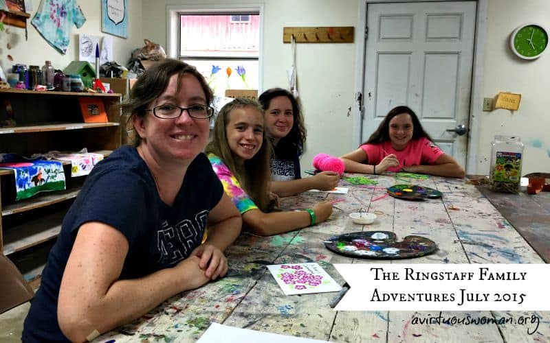 The Ringstaff Family Adventures July 2015 @ AVirtuousWoman.org