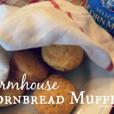Farmhouse Cornbread Muffins