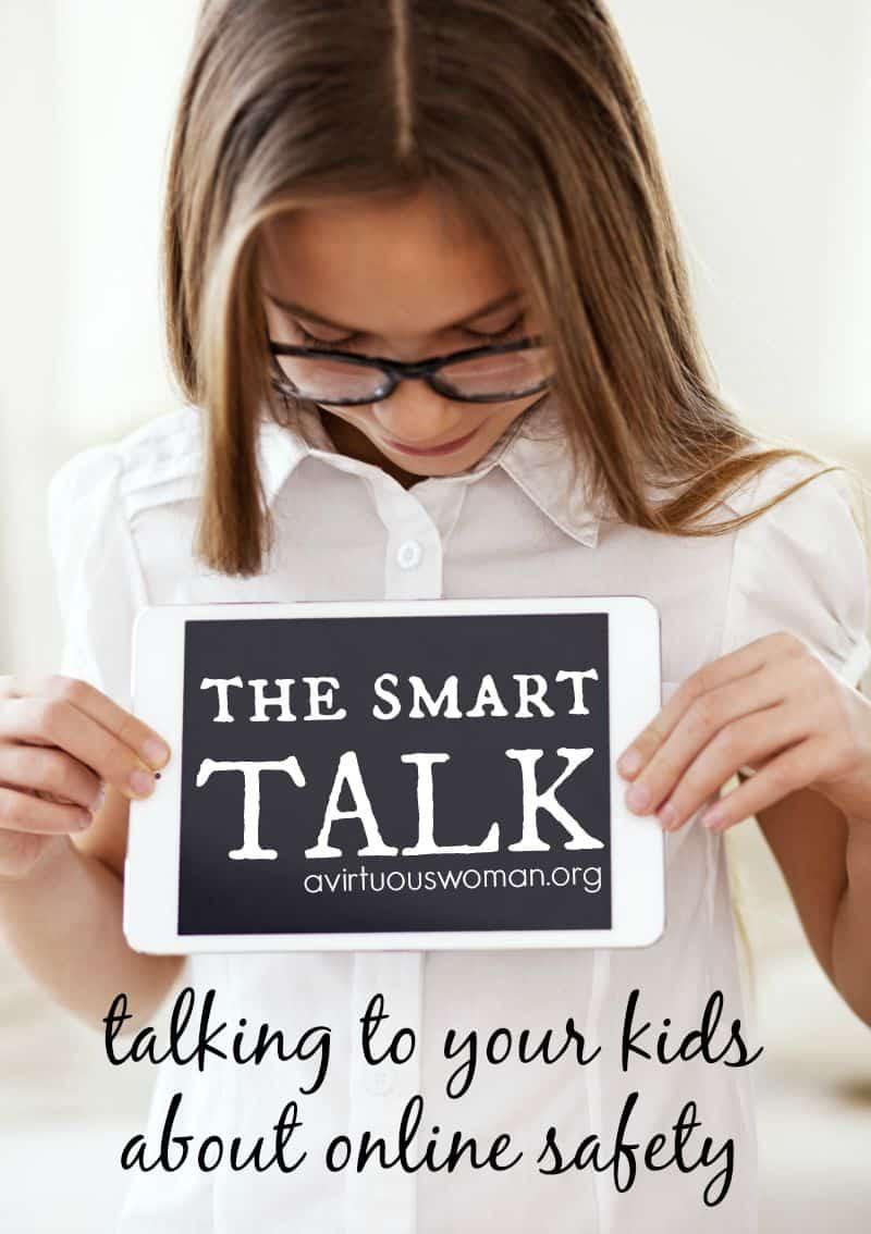 The Smart Talk @ AVirtuousWoman.org
