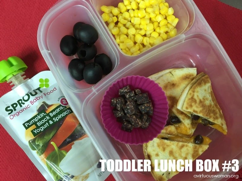 3 Easy Lunch Box Ideas for Toddlers10