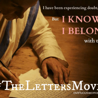 Serving Others + The Letters Movie