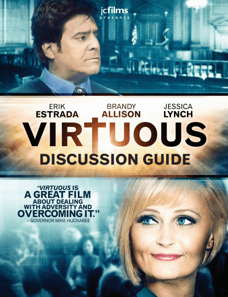Virtuous Movie & Discussion Guide @ AVirtuousWoman.org