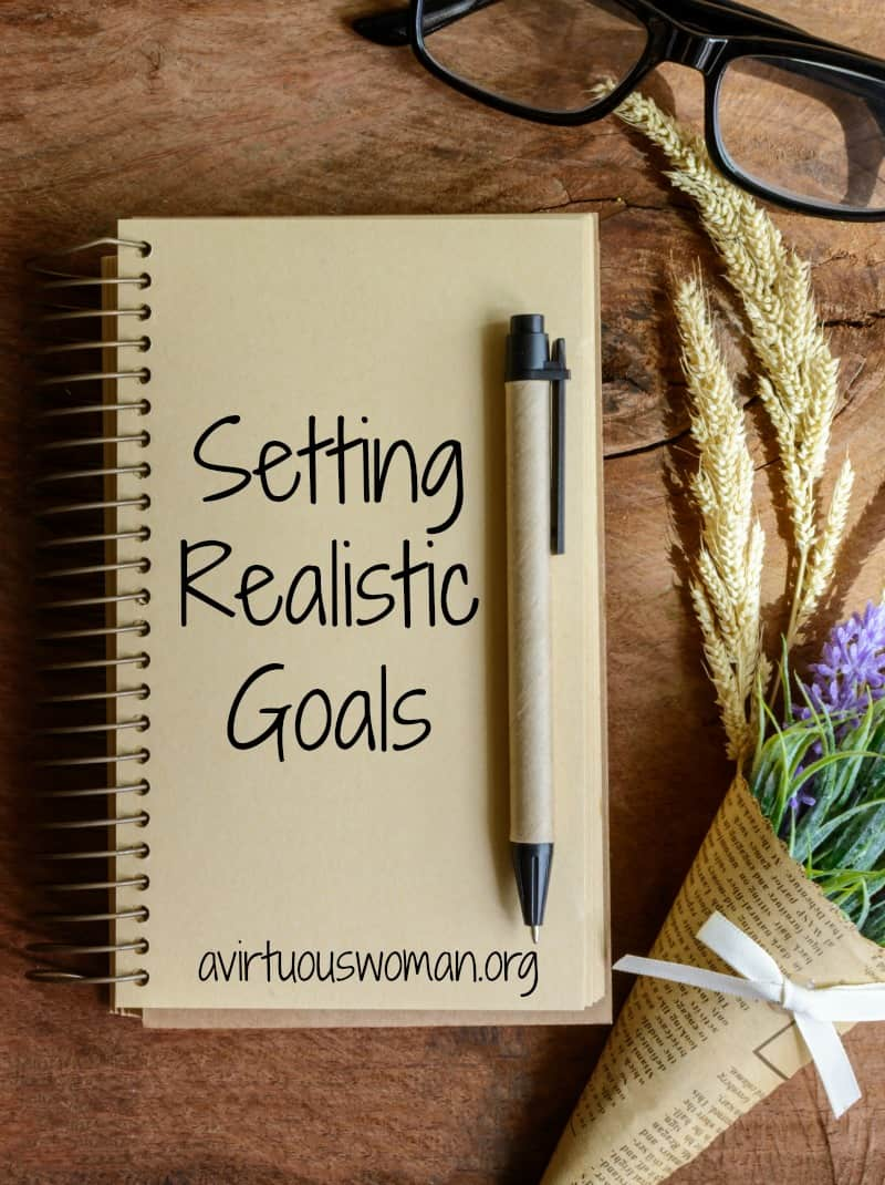 Sometimes in real life there are set backs that we don't anticipate. The fact that we can re-evaluate our life, our plans and goals is such a blessing. Not attaining a goal the first time around or even the second or third does not equate failure. Try, try, again! @ AVirtuousWoman.org