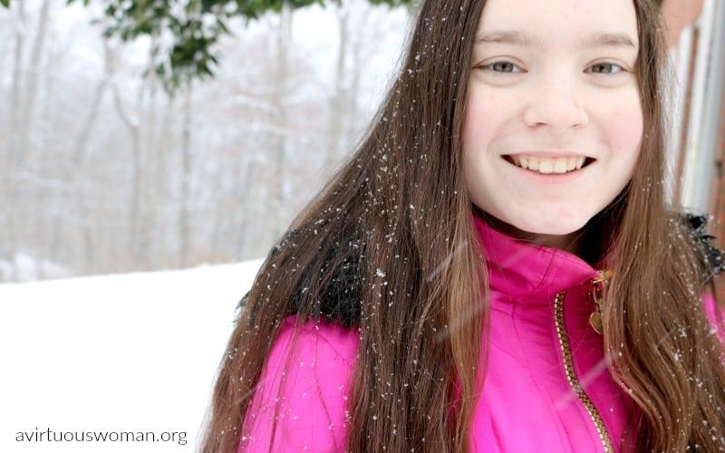 Inexpensive Ideas for Winter Fun @ AVirtuousWoman.org