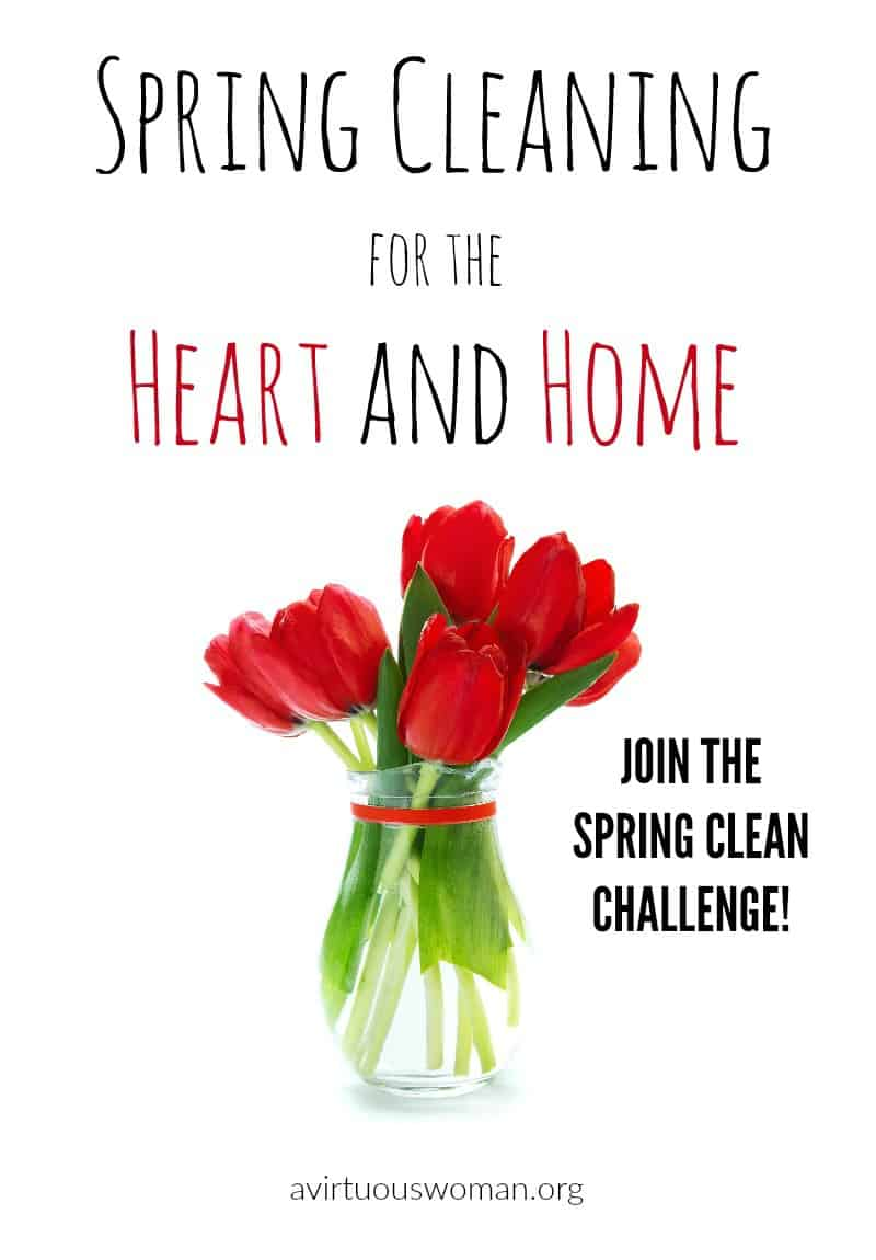 Spring Cleaning for the Heart and Home1