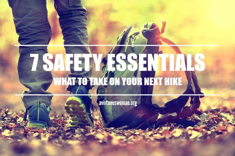 7 Safety Essentials for Hiking