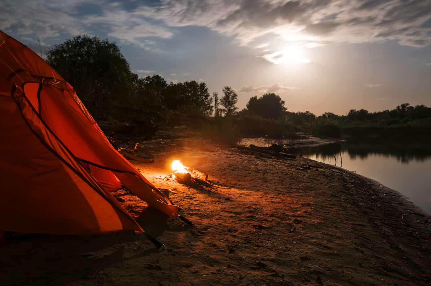 7 Ways to Get Your Kids Excited about Camping