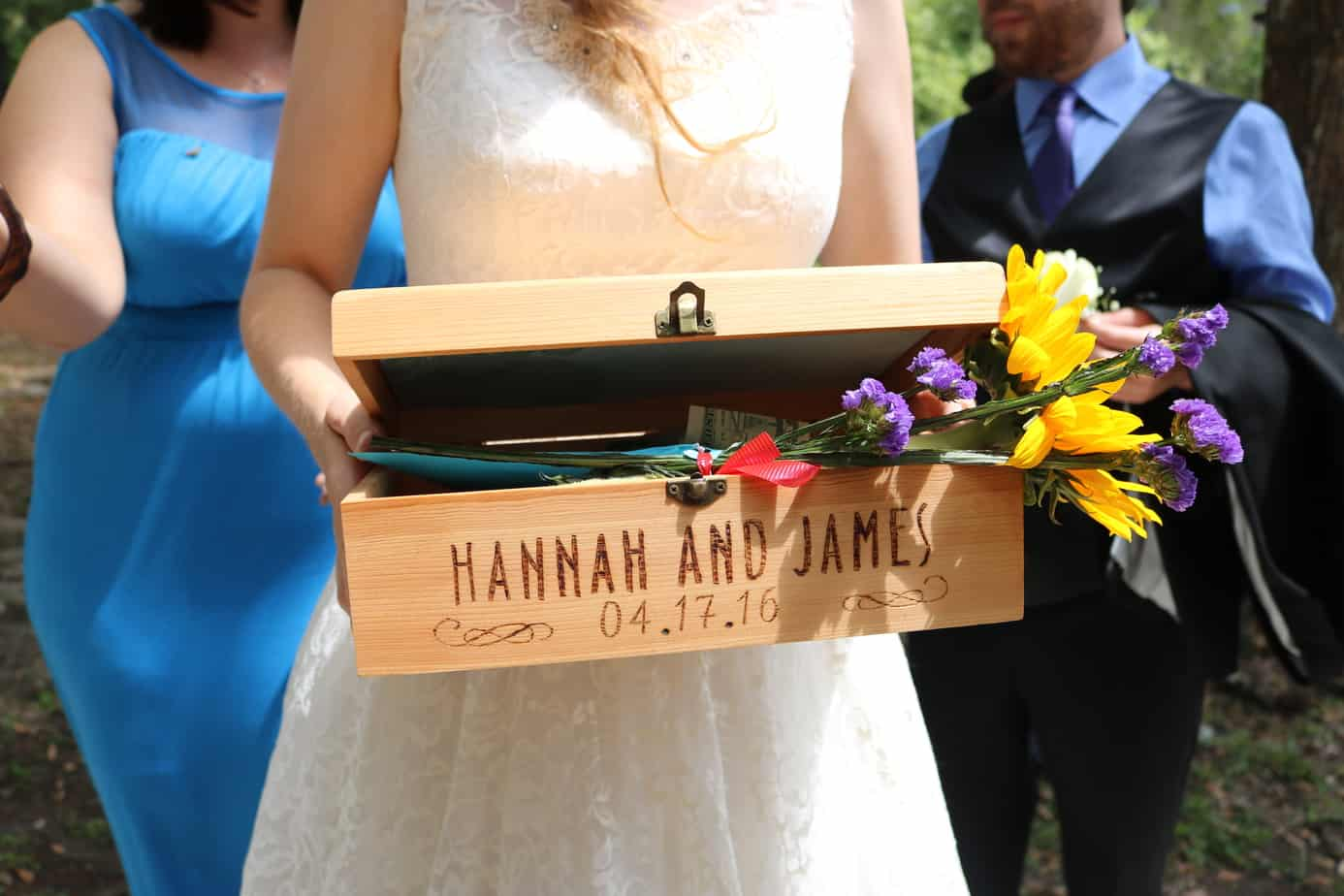 James and Hannah's Wedding