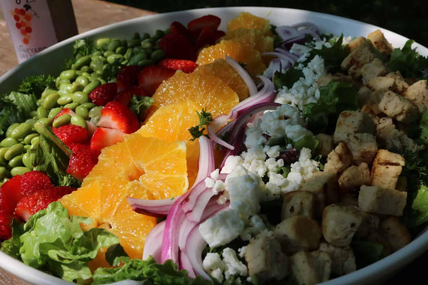Summer Fresh Salad