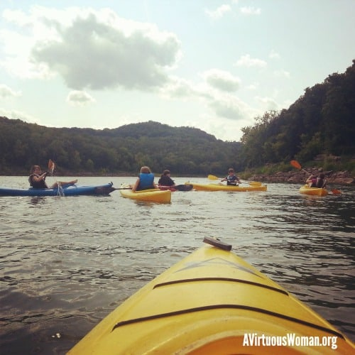 7 Reasons to Send Your Child to Summer Camp @ AVirtuousWoman.org