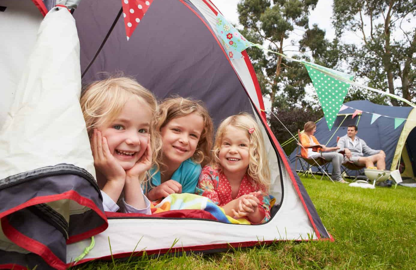 How to Prepare Your Kids for Camping @ AVirtuousWoman.org