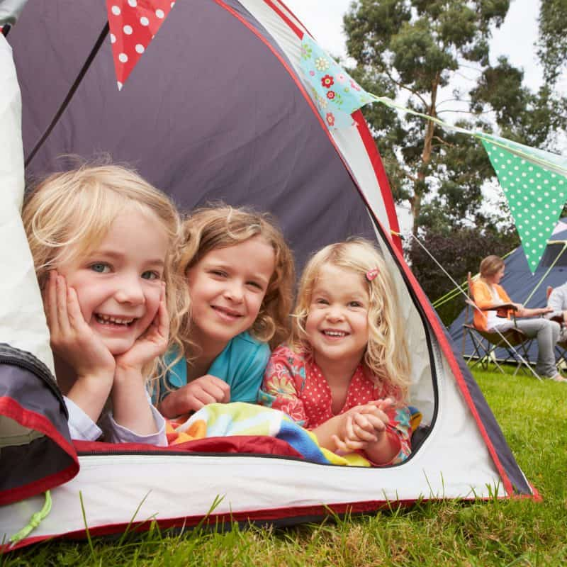 Camping with Kids: How to Prepare
