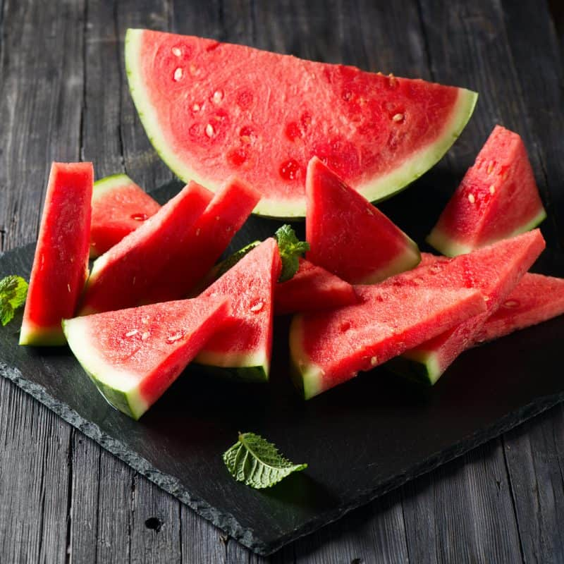 Spiced Watermelon