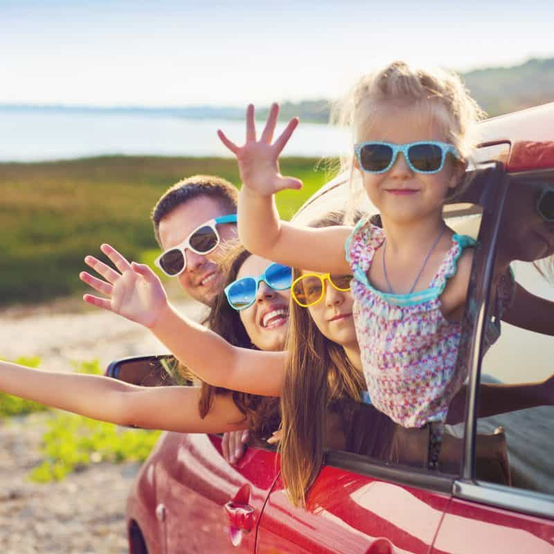 5 Tips for Traveling with Kids