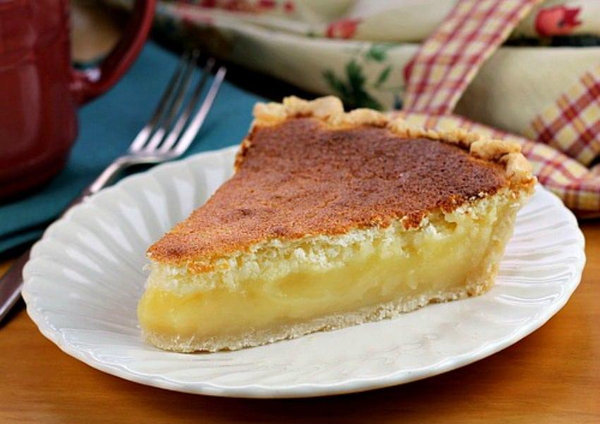 25 Delicious Lemon Desserts