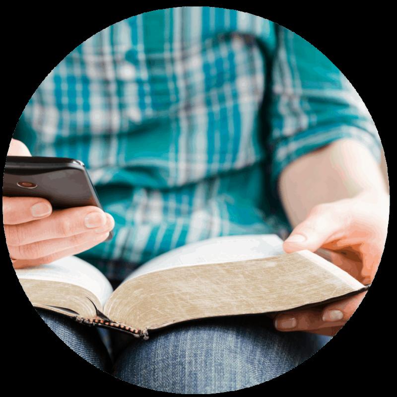 bible testimonial