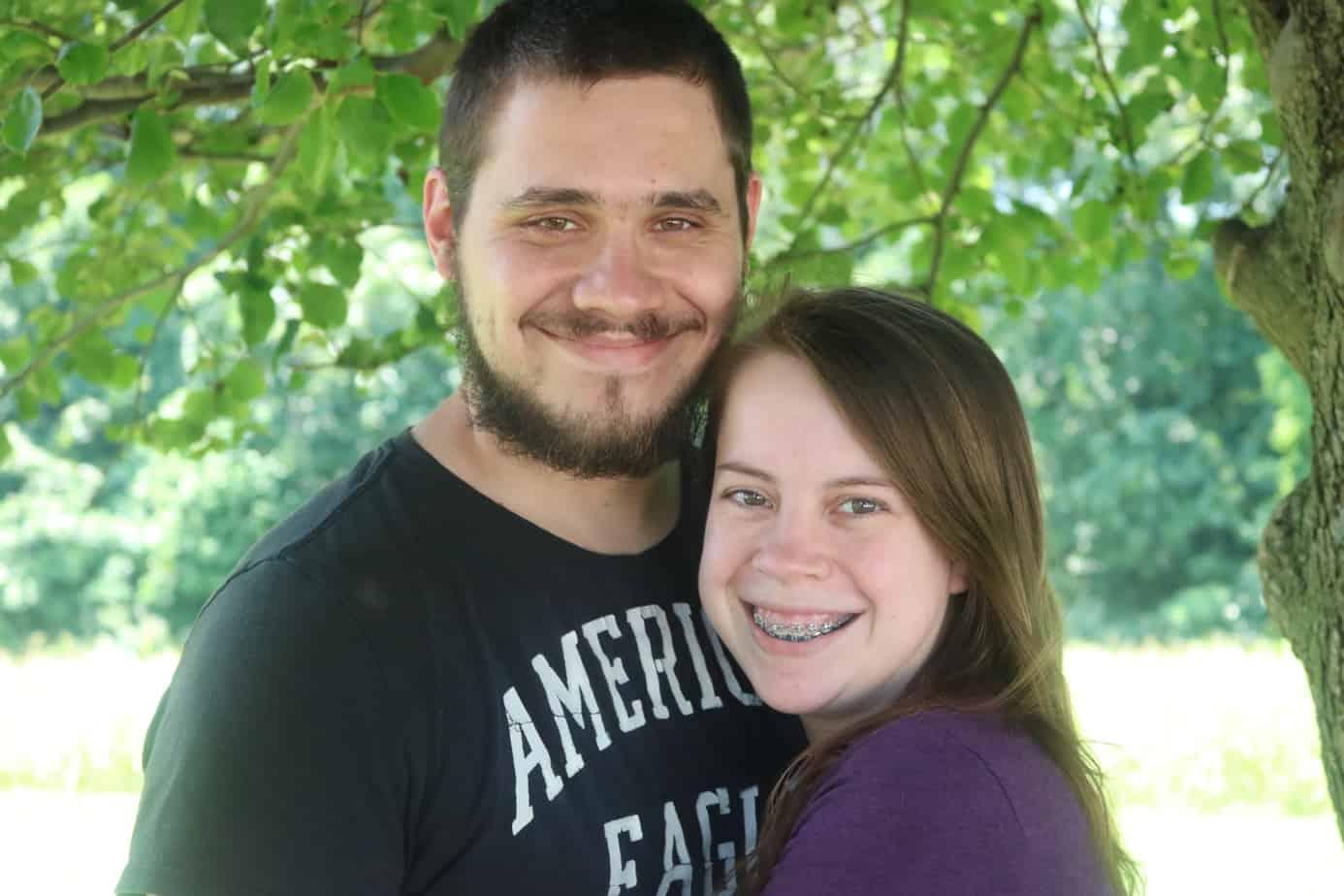 Sarah and Ethan