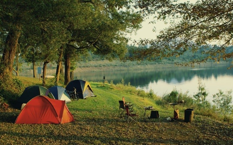 How to Make Camping with Kids Easier