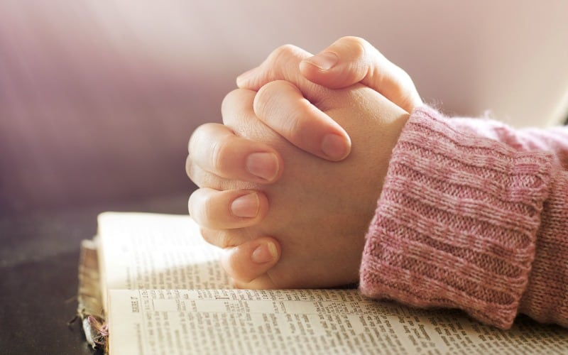 5 Ways to Pray When You are Struggling with Words