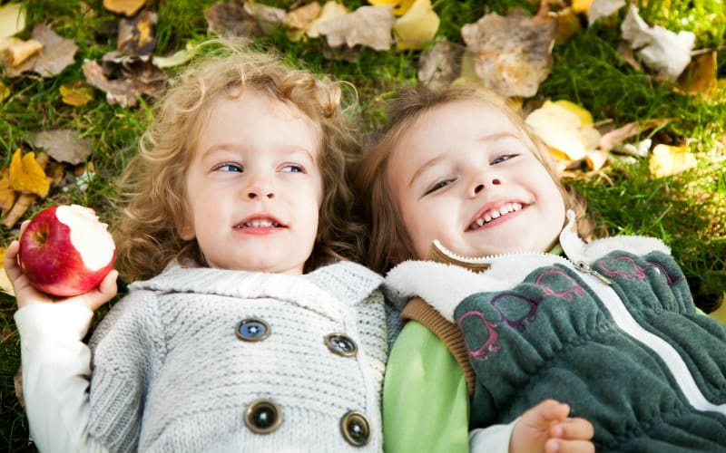 How to Raise a Grateful Child @ AVirtuousWoman.org