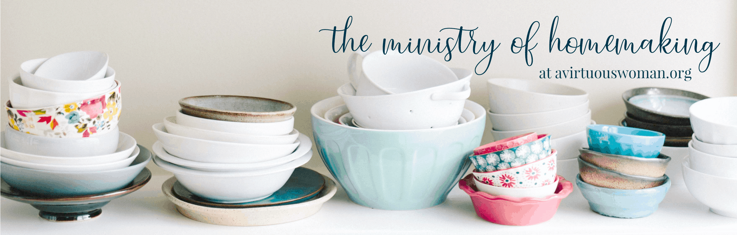 the ministry of homemaking1