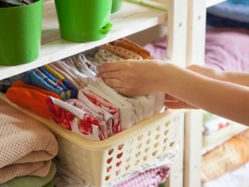 Should Christians Use the KonMari Method + How to Declutter for Good @ AVirtuousWoman.org