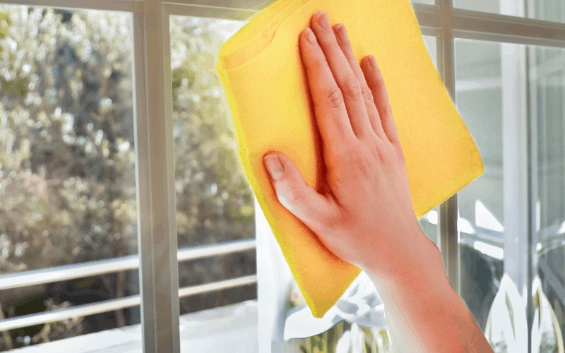 Best Homemade Window Cleaner with Essential Oils