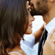 A husband kissing his wife on the forehead. |15 Ways to Bless Your Marriage @ AVirtuousWoman.org