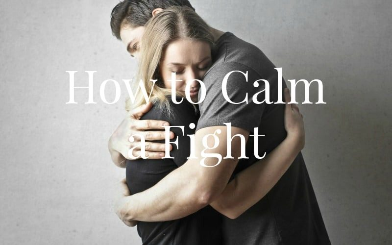 How to Calm a Fight + Bible Verses for a Happy Marriage @ AVirtuousWoman.org