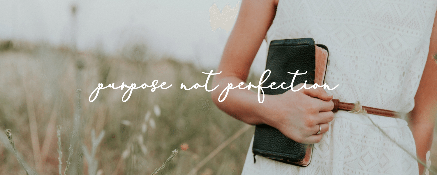 A Virtuous Woman is a Proverbs 31 Ministry for Women | Purpose Not Perfection