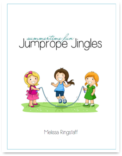 Jump Rope Jingles e-Book @ AVirtuousWoman.org