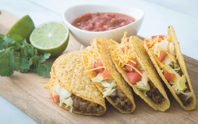 Taco Tuesday | Themed Dinner Ideas