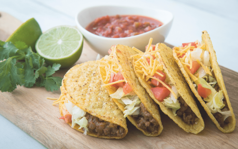 Taco Tuesday Dinner Ideas @ AVirtuousWoman.org