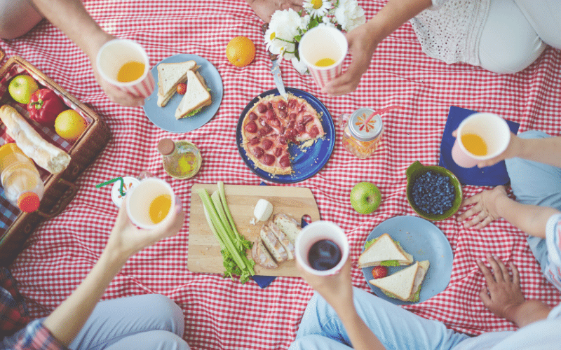 How to Plan a Picnic | The Perfect Picnic