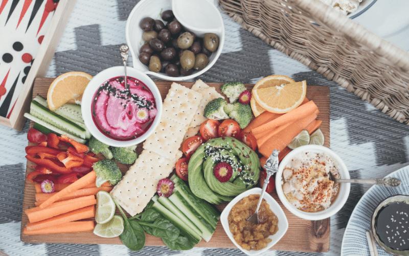 Delicious Vegan Picnic Recipes @ AVirtuousWoman.org