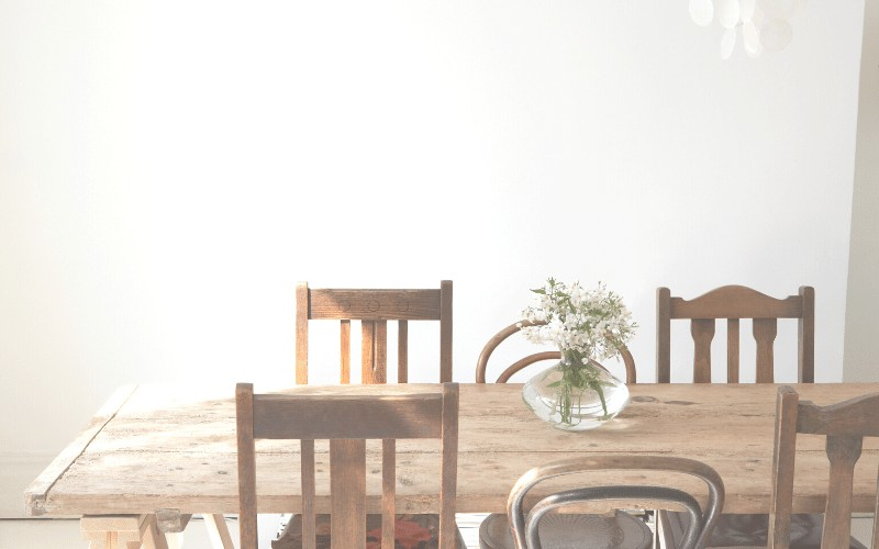 Tips for Cleaning Your Dining Room and Entryways