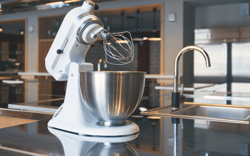 How to Clean Your KitchenAid® Mixer + Free Printable
