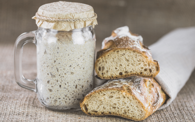How to Make Sourdough Starter from Scratch | Easy Sourdough Starter