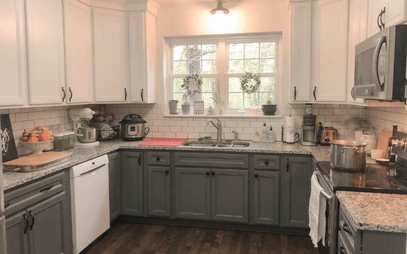 Top 4 Ways Keep Your Kitchen Counters Clear | Banish Clutter for Good