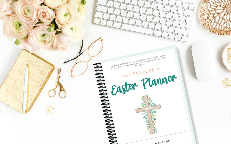 Free Printable Easter Planner | Easter Celebration Headquarters