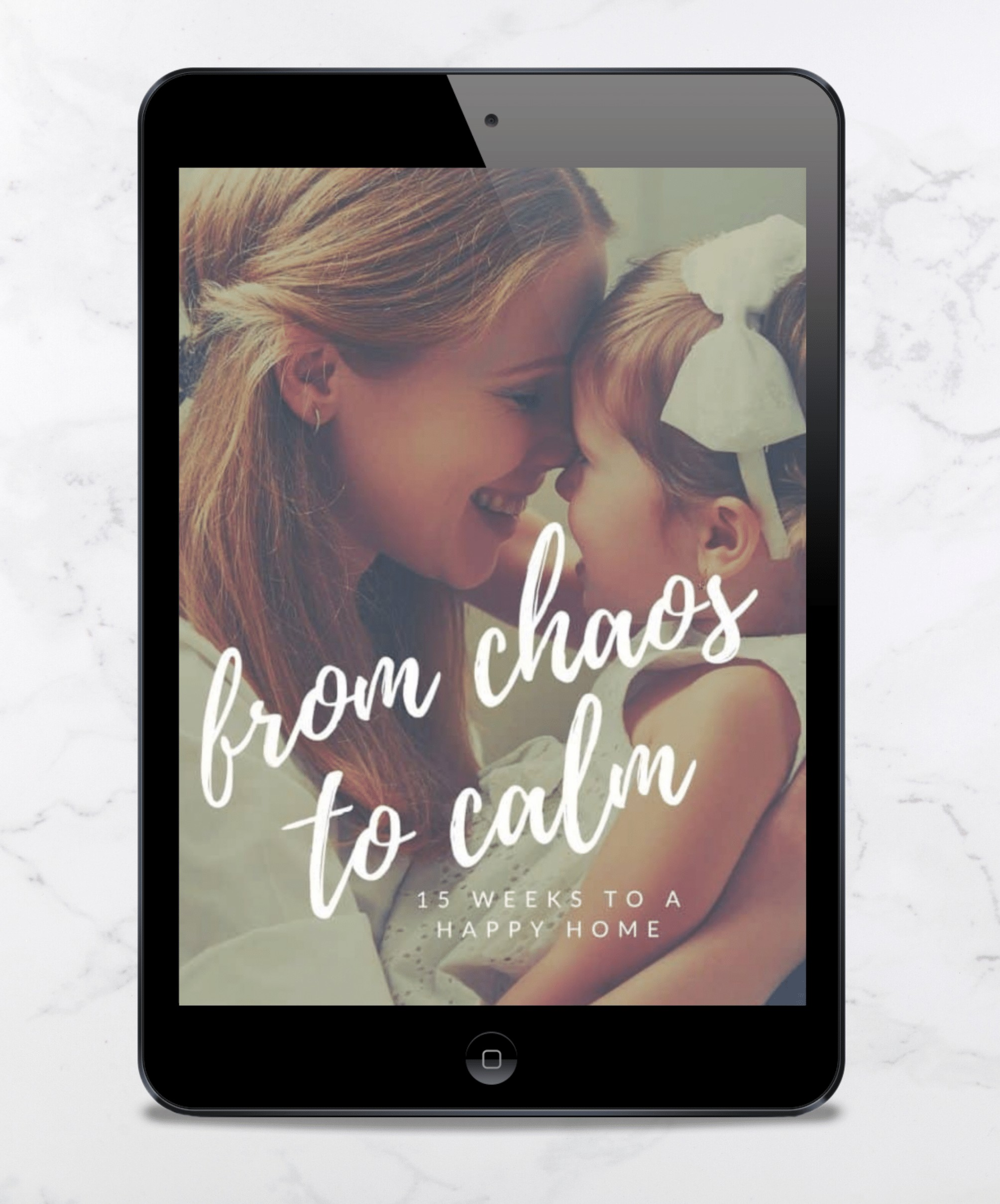 From Chaos to Calm eBook by Melissa Ringstaff
